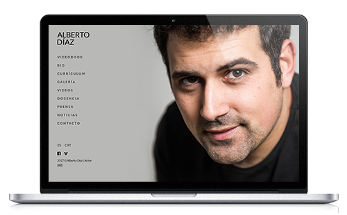 Alberto Díaz | Web Actor