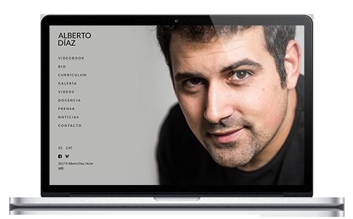 Alberto Díaz | Web Actor