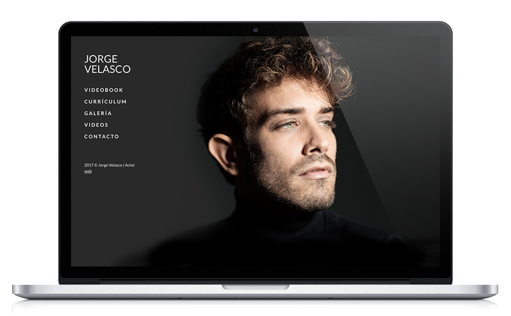 Jorge Velasco | Web Actor