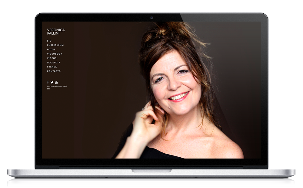 Veronica Pallini | Web Actriz