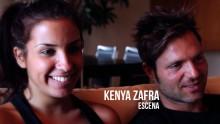 Kenya Zafra – Escena