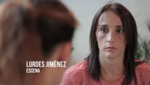 Lurdes Jiménez – Escena