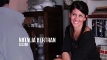 Natàlia Bertran – Escena