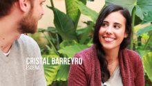 Cristal Barreyro – Escena